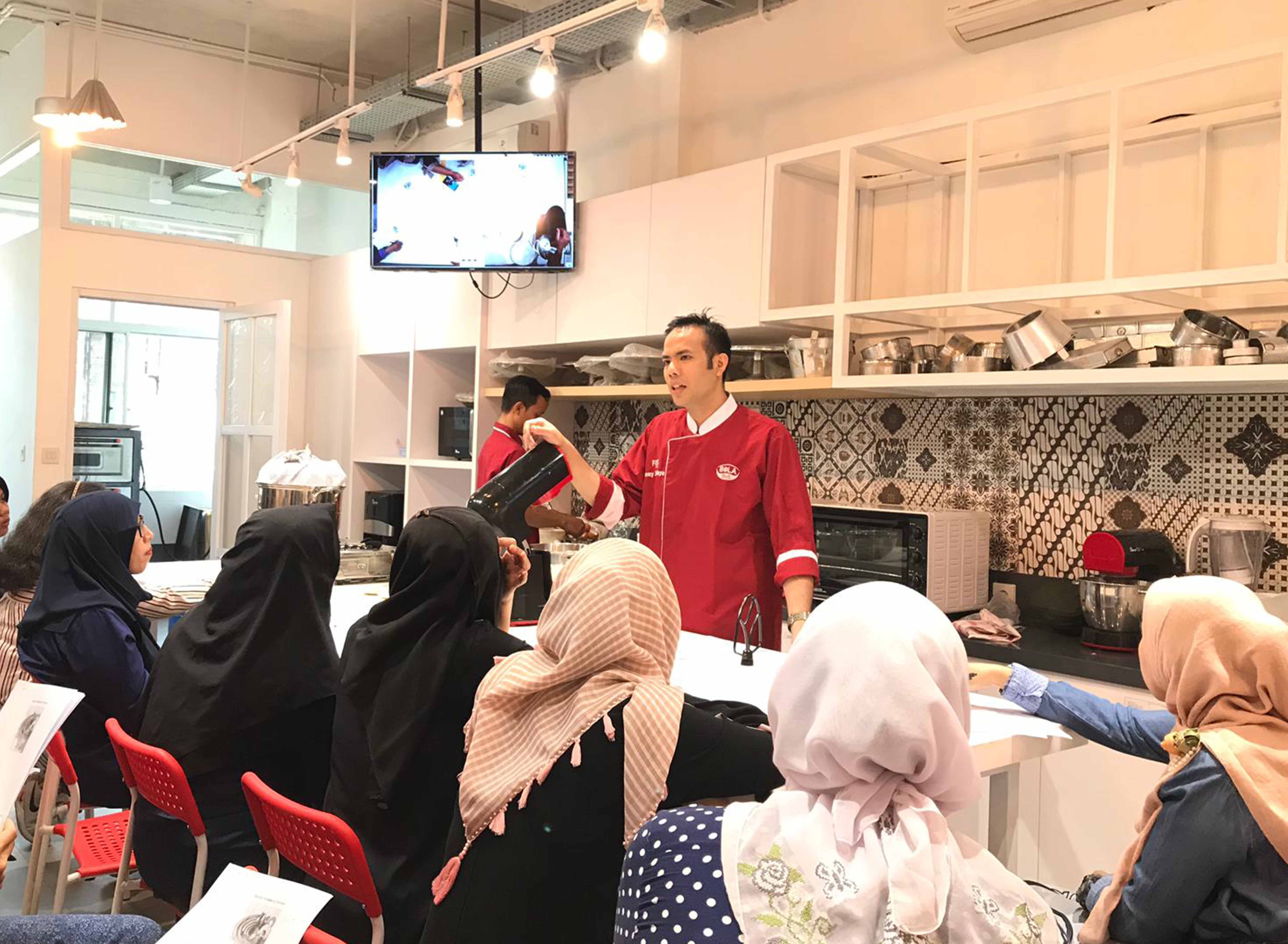 BOLA Deli and Cooking Class Roadshow