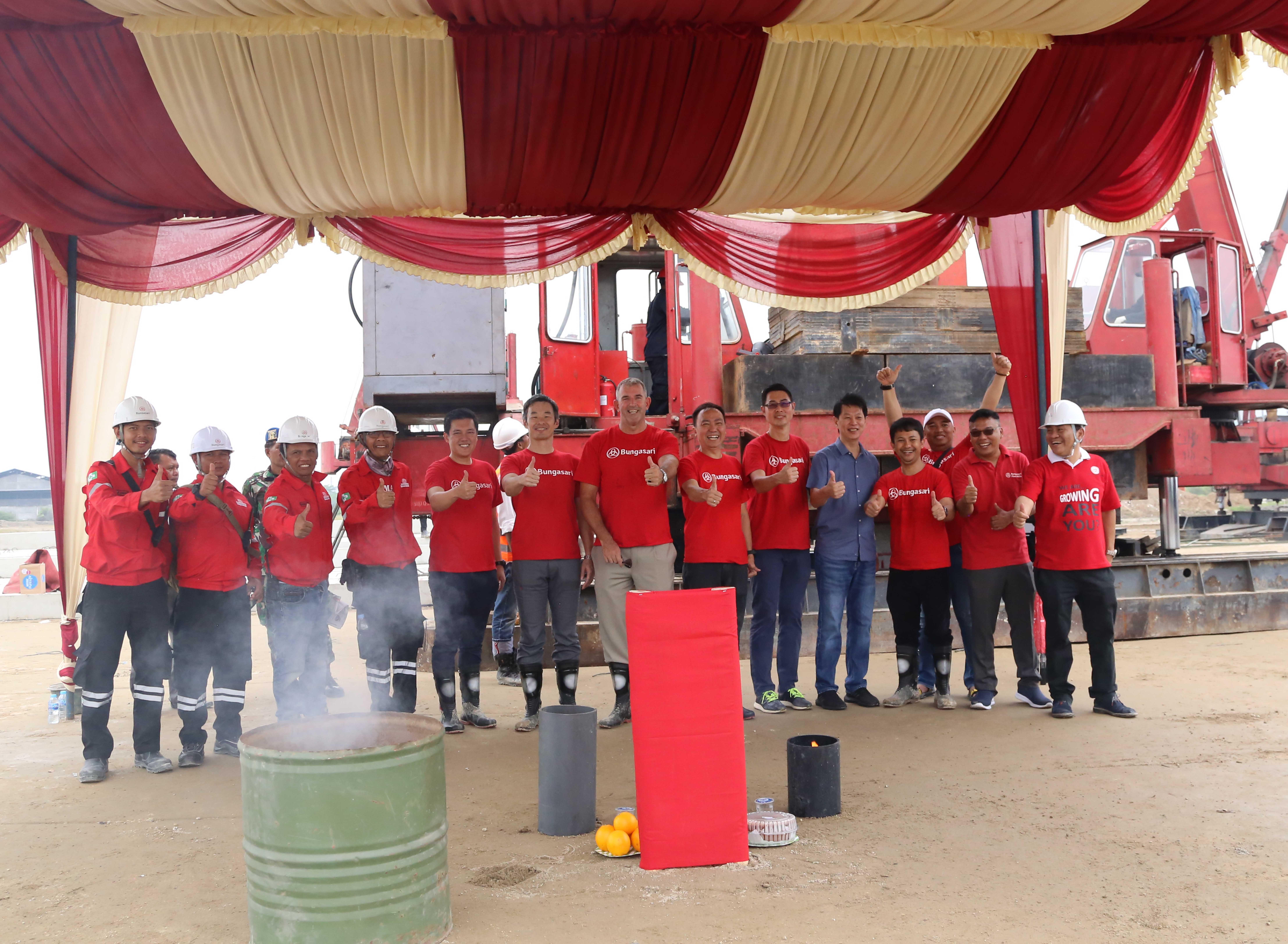 Bungasari's Expansion in Medan, Sumatera